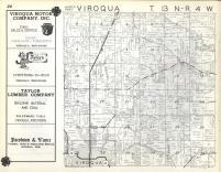 Viroqua T13N-R4W, Vernon County 1960